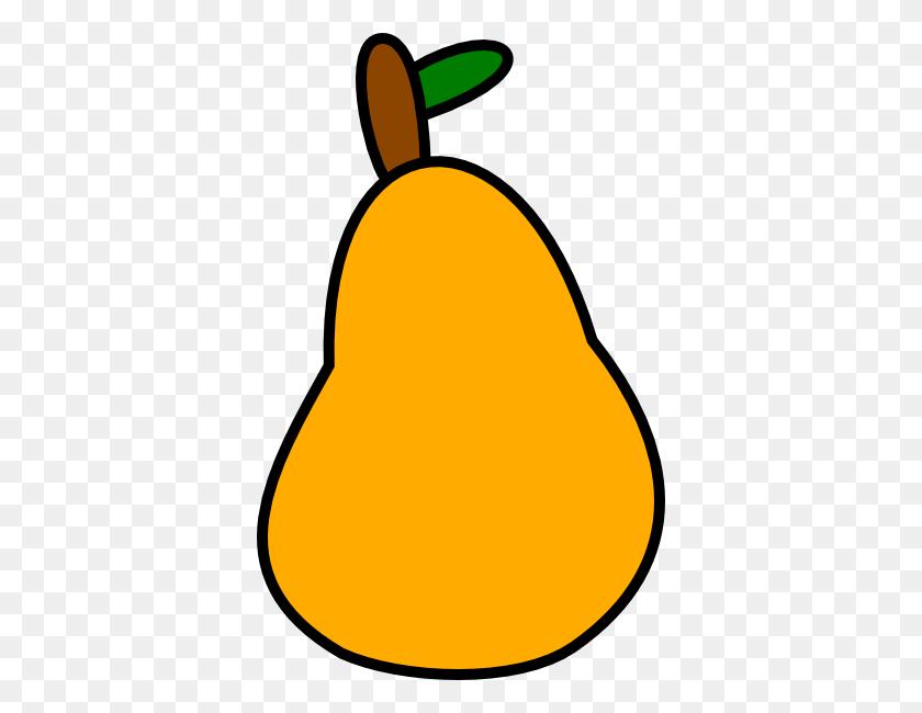 Free Vector Pear Clip Art - Pear Clipart