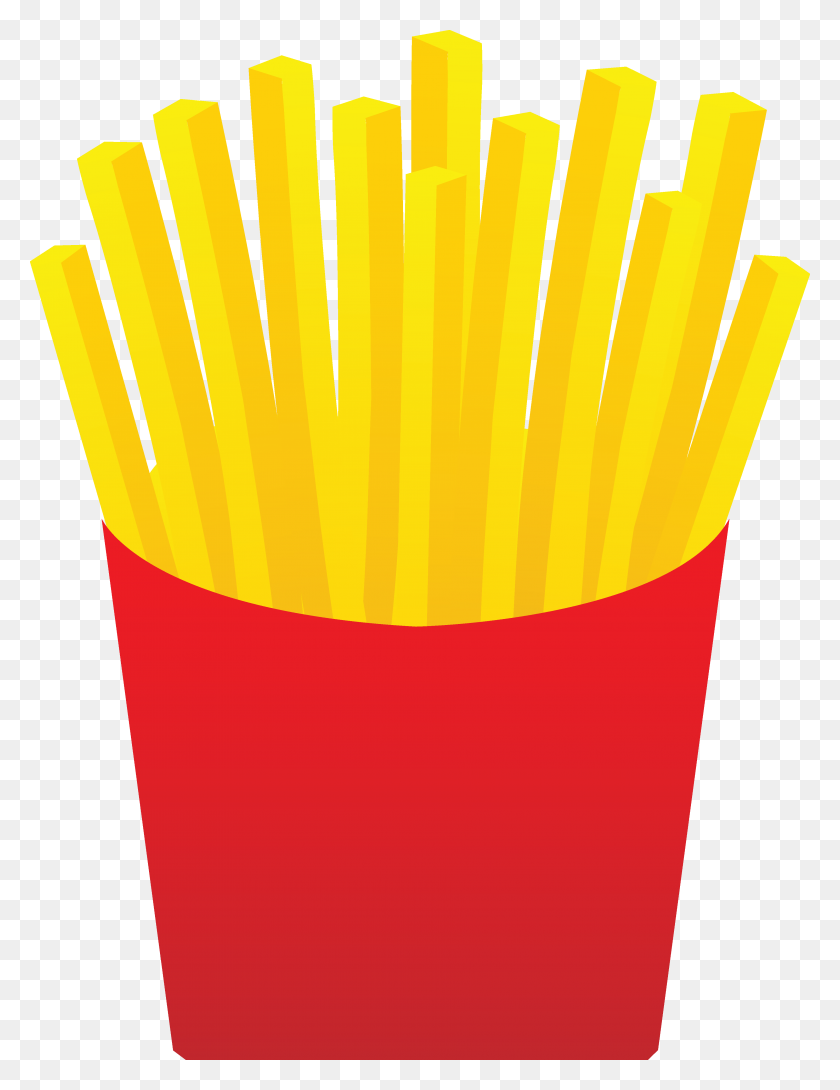French Fries Clip Art Images Pictures - Rice Bowl Clipart