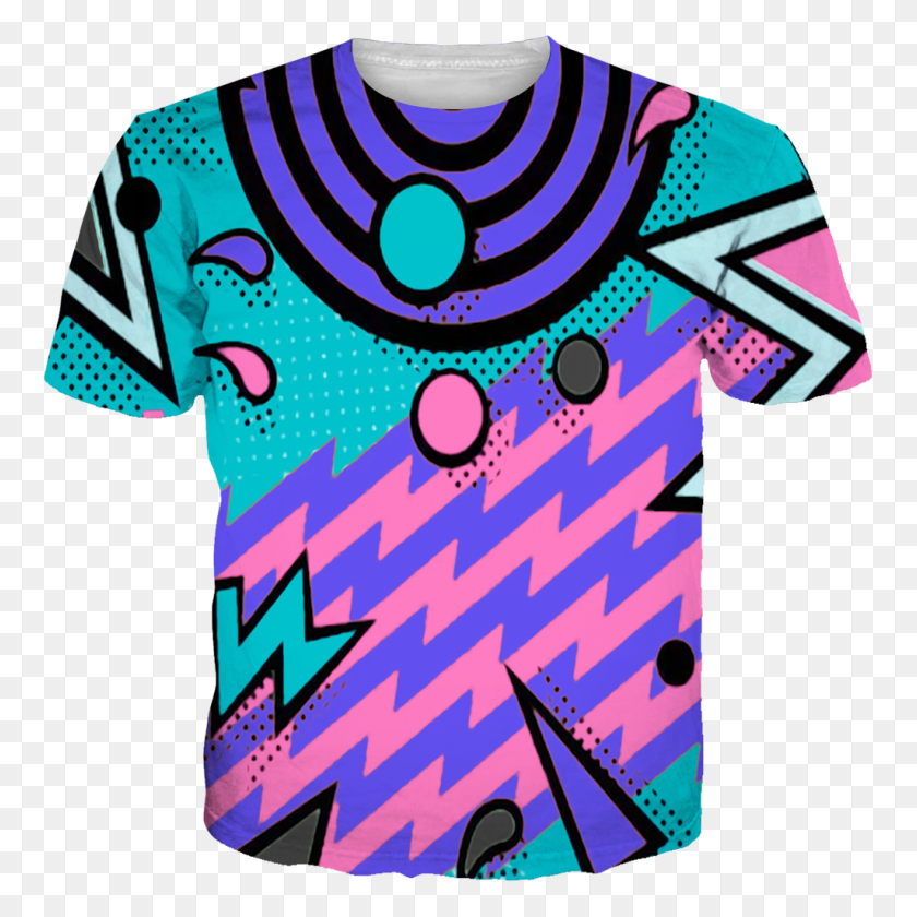 Fresh Prince All Over Tee Supremexpressions - Fresh Prince PNG