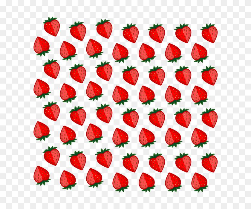 Fresh Strawberry Fruit Background, Red Background, Strawberry - Red Background PNG