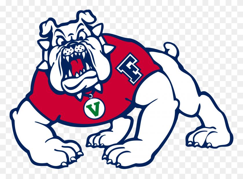 Fresno State Bulldogs - Bulldog PNG