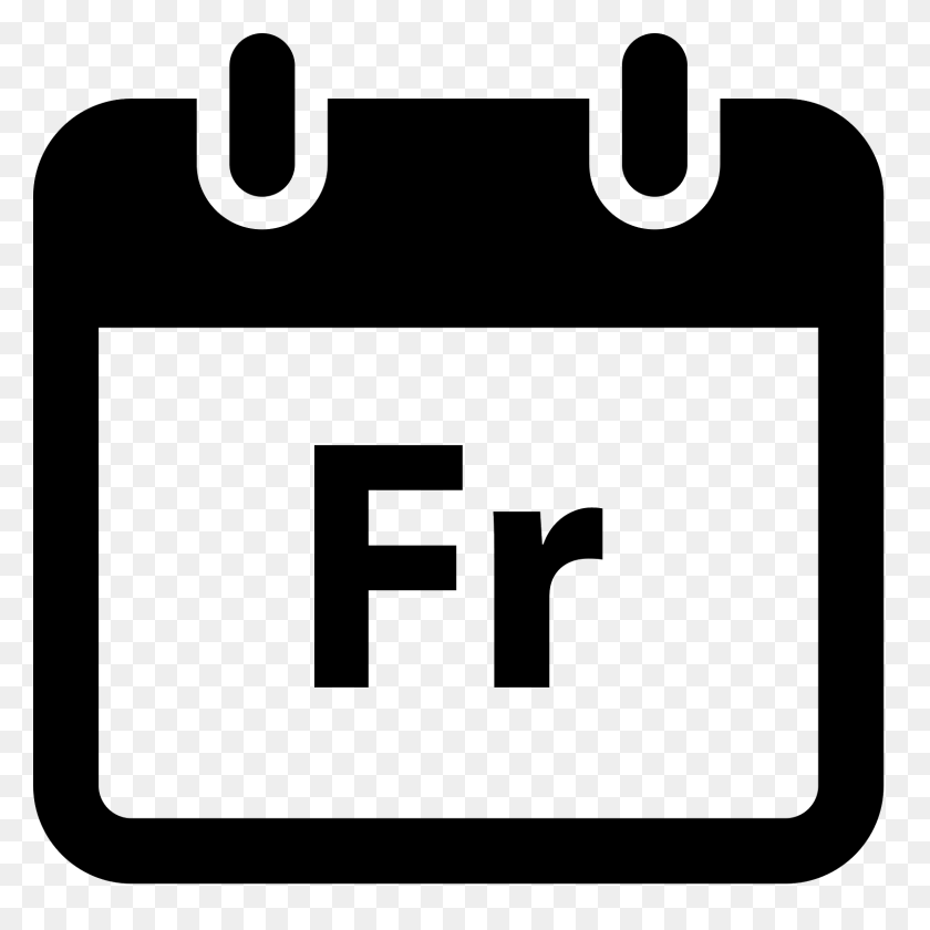 Friday Icon - Friday PNG