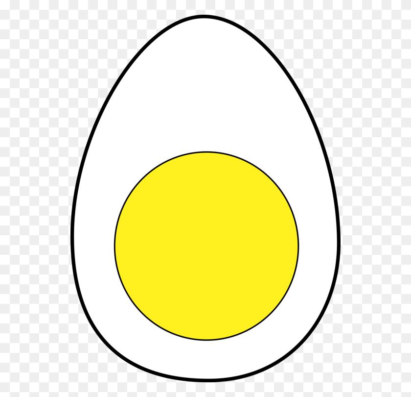 Fried Egg Soft Boiled Egg Scrambled Eggs Deviled Egg Free - Soft Clipart