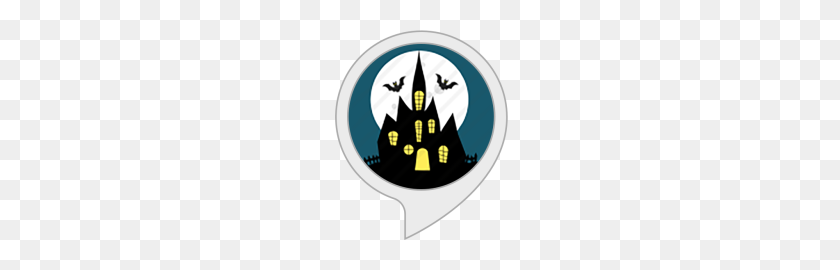 Fright Tonight Alexa Skills - Haunted House PNG