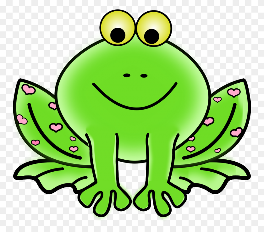 Frog Clip Art For Teachers Free Clipart Images - Pig Clipart
