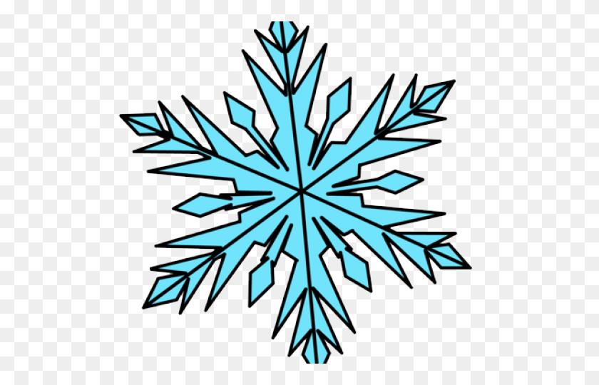 Frozen Clipart Snowflakes - Frozen Snowflakes Clipart