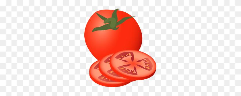 Fruit Clipart Tomato - Vegetables Clipart