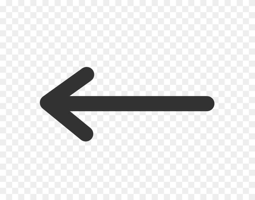 600x600 Ftline Line Arrow Begin Png Clip Arts For Web - Arrow PNG Image