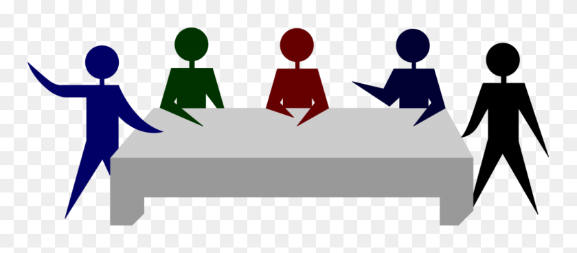 1287x509 Full Board Meeting - Meeting Reminder Clipart