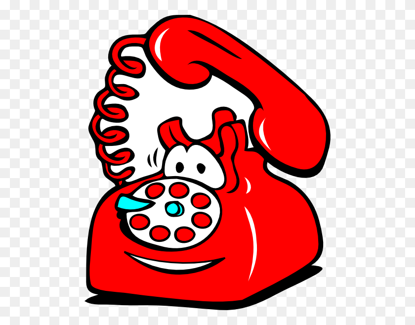 Fun Telephone Clip Art - Water Fun Clip Art