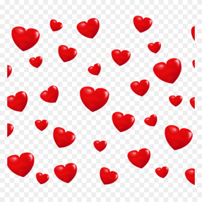 Funky Clipart Transparent Background - Family Heart Clipart