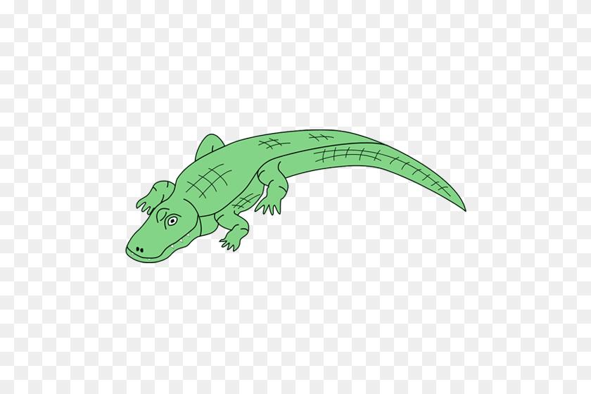 Funny Alligator Clip Art Crocodile Pictures - Nile River Clipart