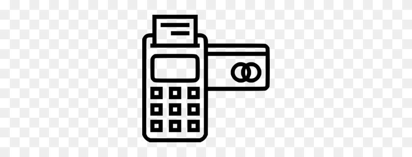 Funny Credit Card Machine Clipart - Machine Clipart