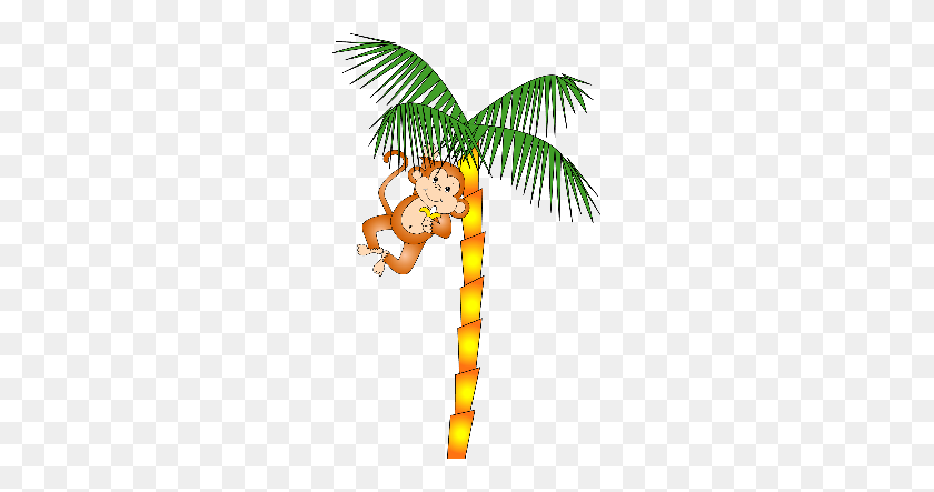 Monkeys Swinging In A Tree Have Fun Activities. Royalty Free Cliparts,  Vectors, And Stock Illustration. Image 82974535.