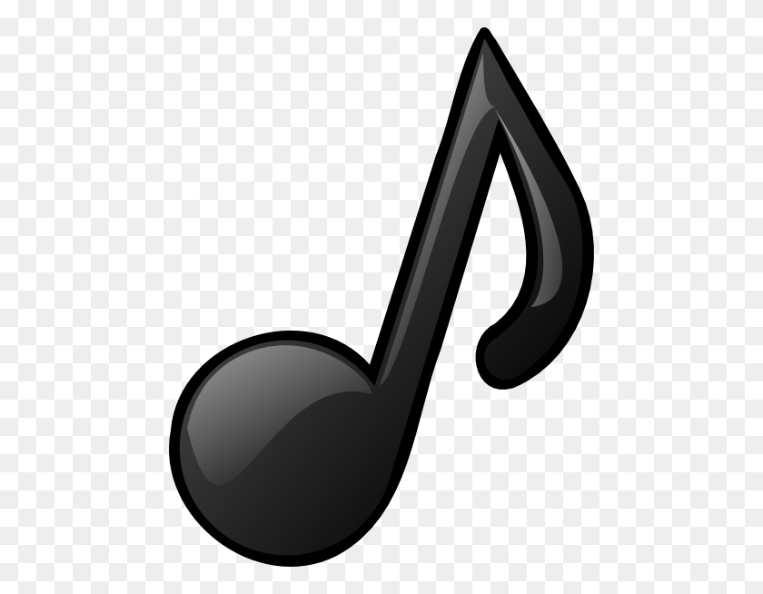 Funny Music Note Png, Clip Art For Web - Clipart