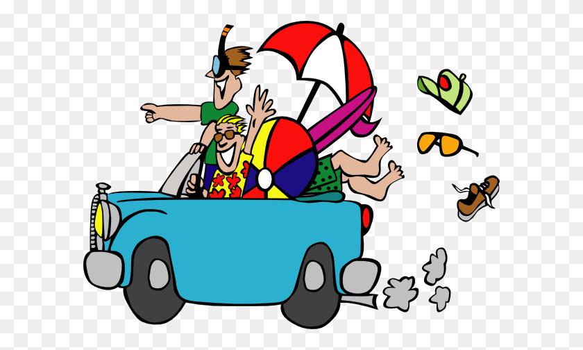 Funny Road Trip Clipart - Road Trip Clip Art