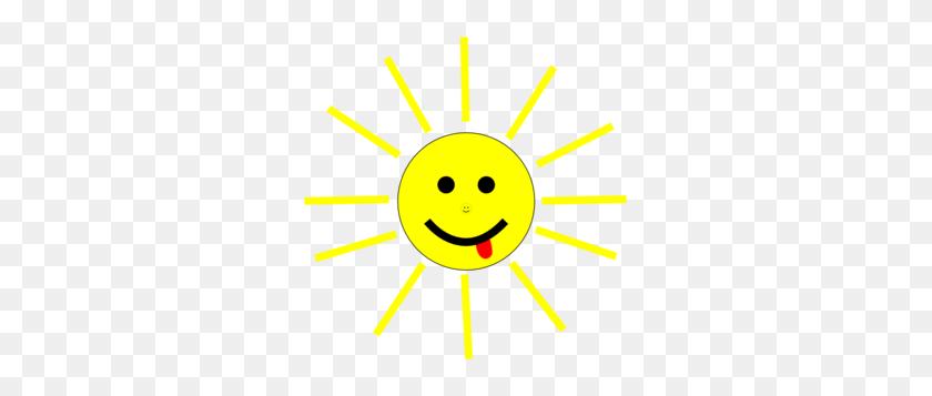 Funny Sun Face Cartoon Clip Art - Sun Cartoon PNG