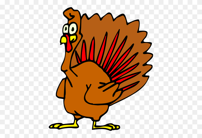Funny Thanksgiving Cliparts - Thankful Clipart