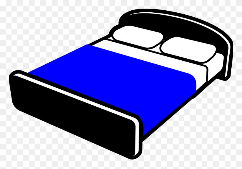Furniture Clipart Bed Cartoon - Free Furniture Clipart
