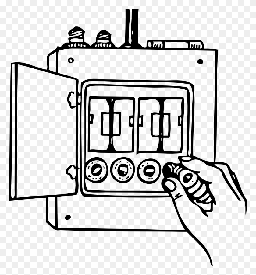 Fuse Box Clip Art Wiring Library - Keypad Clipart – Stunning free