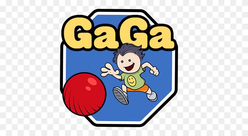 Gaga Ball - Pe Class Clipart