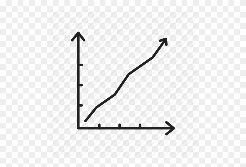 Gain, Graph, Increase, Line Graph, Steep Growth, Trending Up, Up - Line Graph PNG