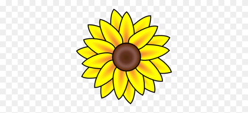 Sunflower Clipart Bunga Matahari Sunflower Images Clip Art