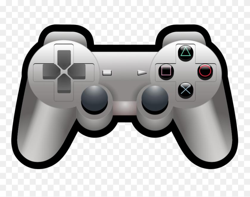 Game Controller Clip Art Free Game Controller Clip Art History - Game Controllers Clipart