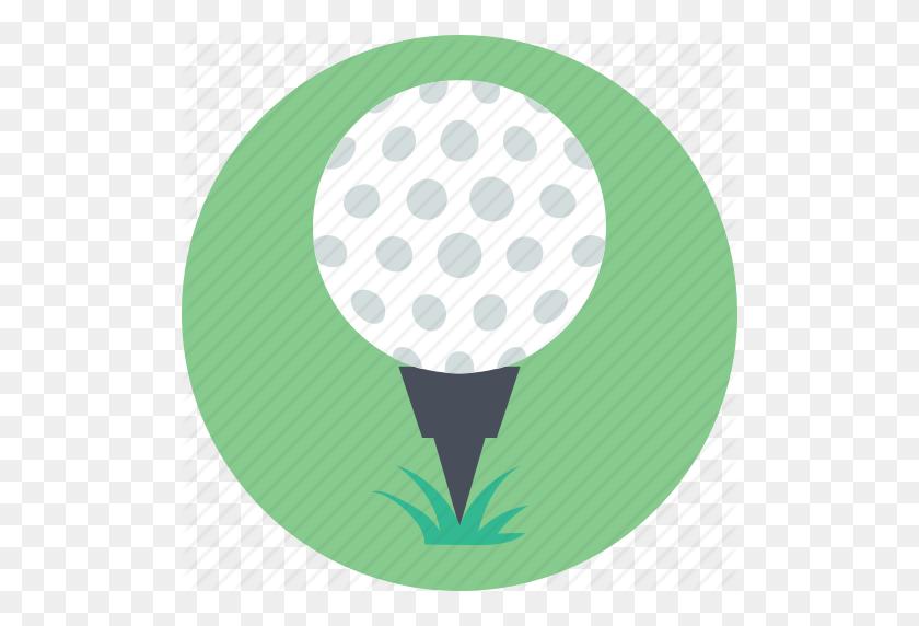 Game, Golf, Golf Ball, Golf Tee, Golfing Icon - Golf Ball PNG