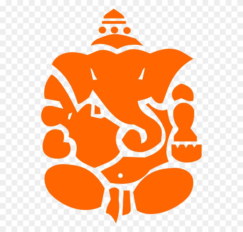 Ganesh - Yoga Clipart Free