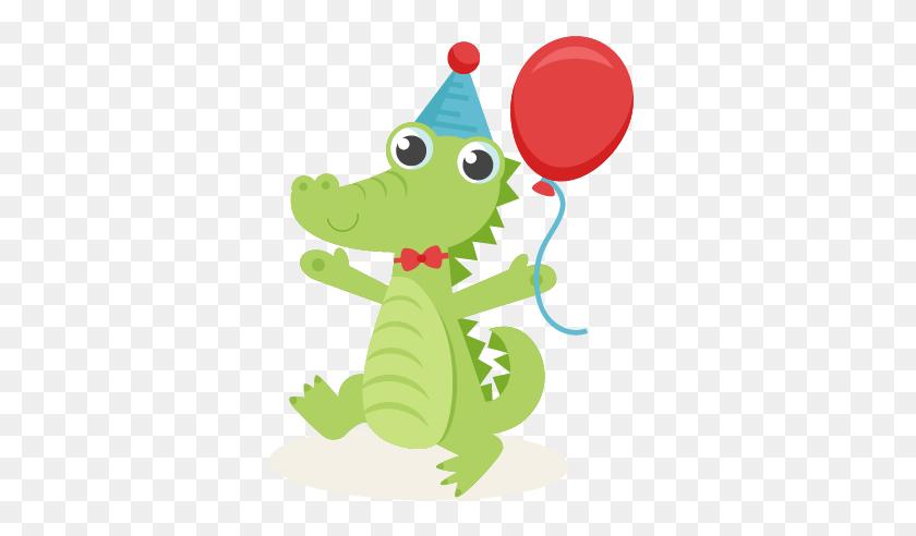 Garden Alligator Cliparts - Cartoon Alligator Clipart
