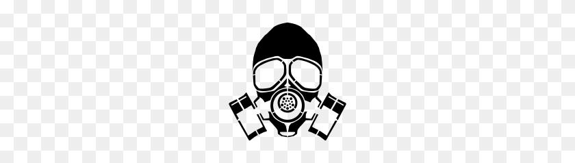 178x178 Gas Mask Clip Art - T Shirt Clipart