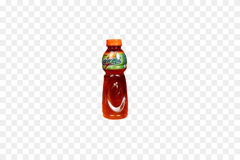Gatorade Sports Drink Orange Flavour - Gatorade Bottle PNG