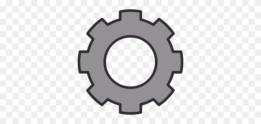 Gear Mechanical Engineering Drawing Sprocket Computer Icons Free - Mechanical Engineering Clipart