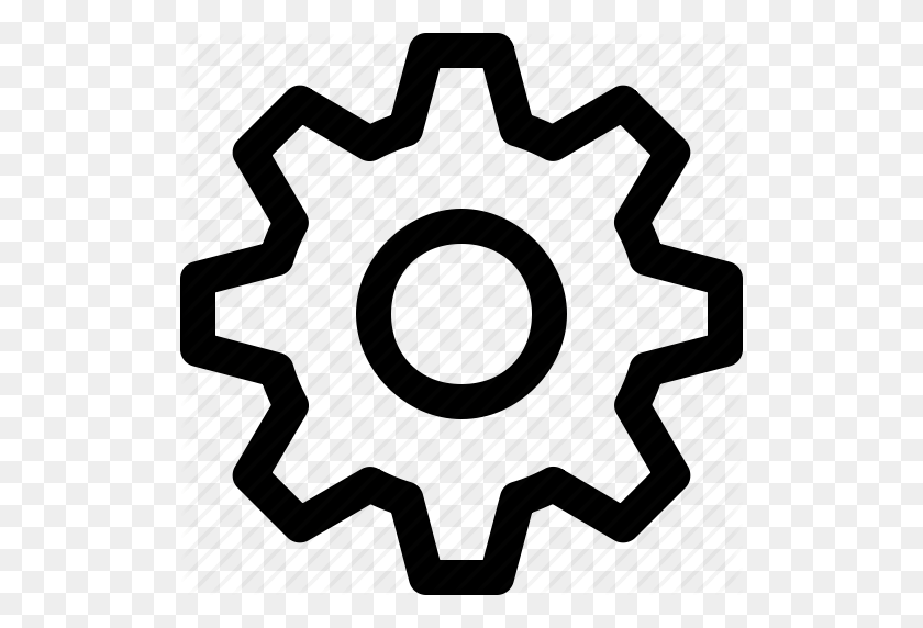 Gear, Settings, Setup Icon - Settings Icon PNG