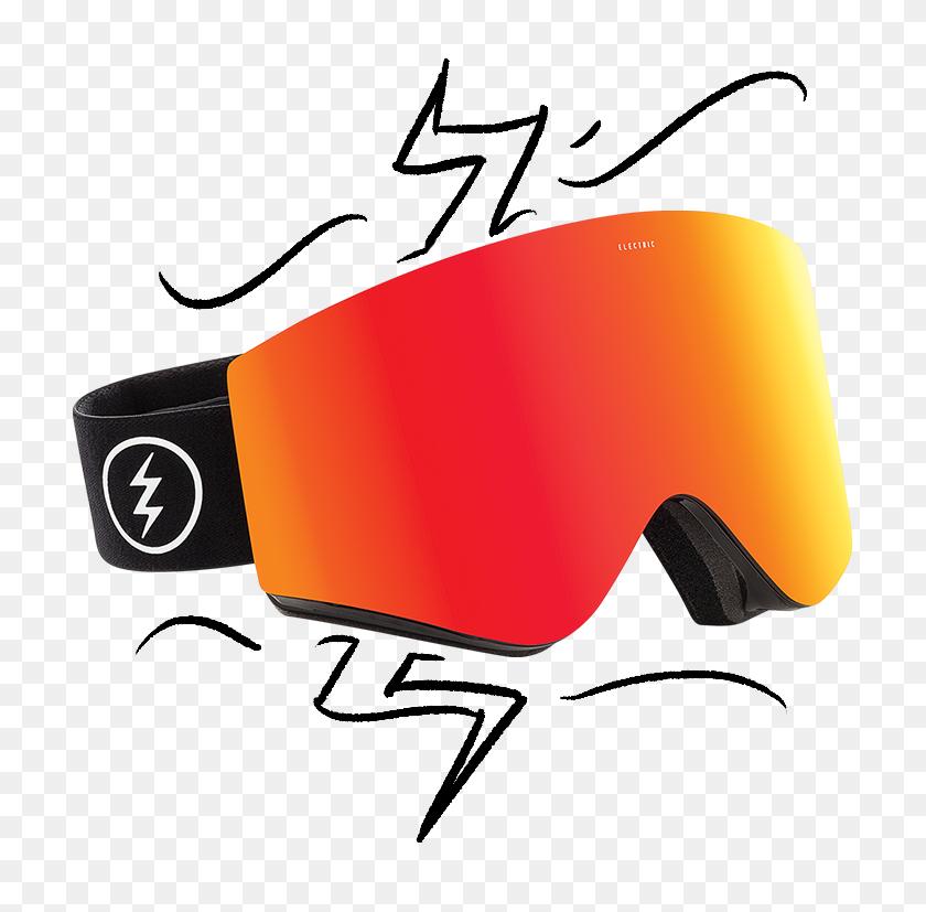730x767 Gear Spotlight Electric Egx Goggles Freeskier - Ski Goggles Clipart