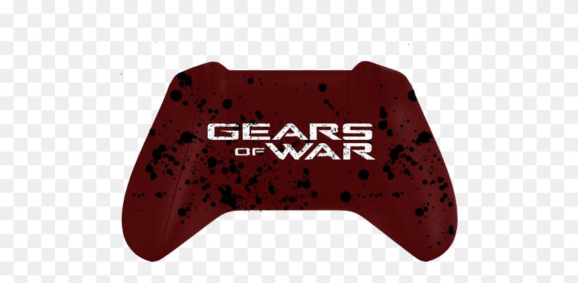 Gears Of War Controller Custom Kontrollers - Gears Of War PNG