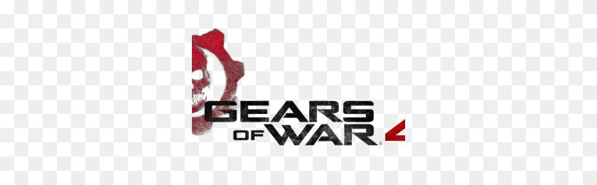 Gears Of War Logo Png Png Image - Gears Of War Logo PNG