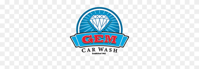 Gem Auto Wash And Detail Center Gem Car Wash - Car Wash Logo PNG