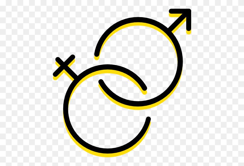 Gender, Symbol, Girl, Signs, Femenine, Female, Shapes And Symbols - Female Symbol PNG