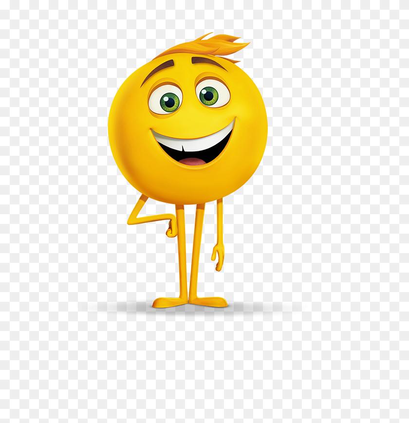 Gene Image Emoji Movie Party Emoji Movie, Emoji - Meh Emoji PNG