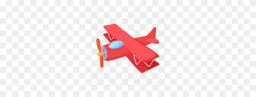 General Aviation Clipart - Propeller Plane Clipart
