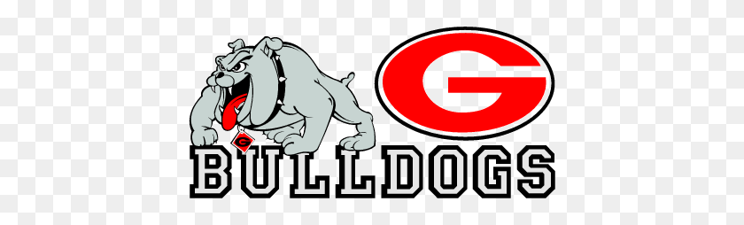 Georgia Bulldogs Logos, Kostenloses Logo - Georgia Bulldog Clipart
