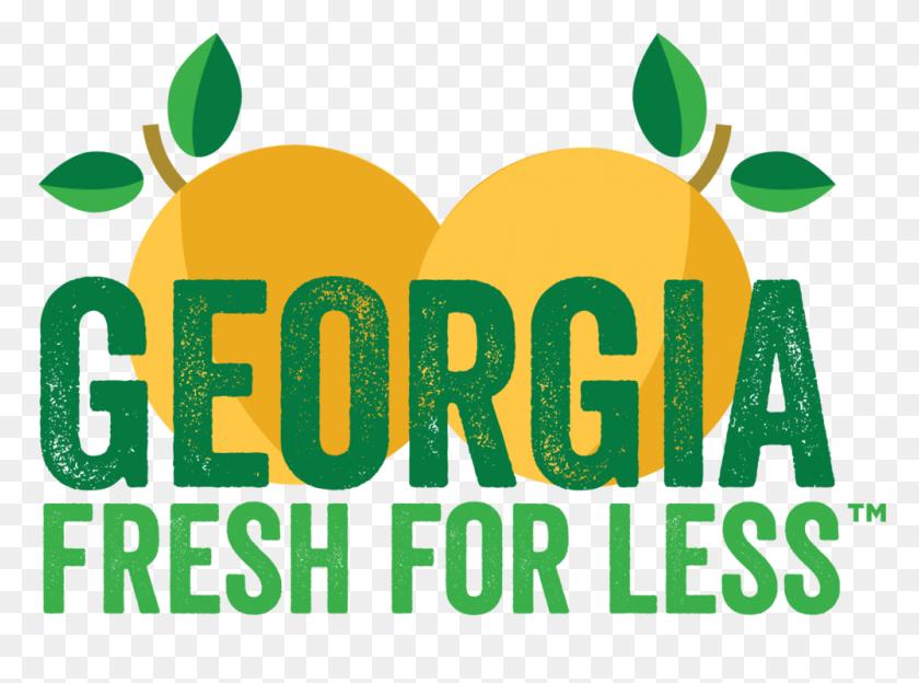 Georgia Fresh For Less Wholesome Wave Georgia - Georgia Logo PNG