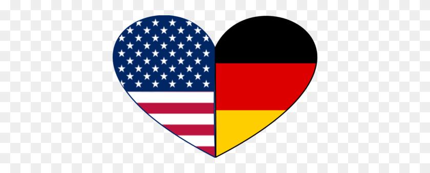 Estudio Clipart Transparent Background - American Flag
