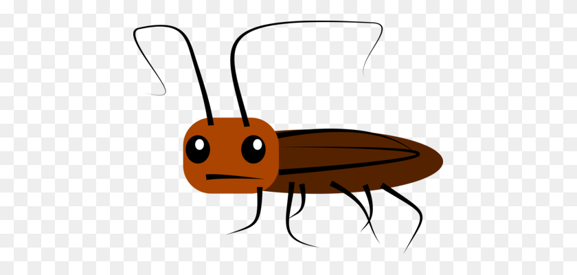 German Cockroach Pest American Cockroach Drawing - Pesticide Clipart