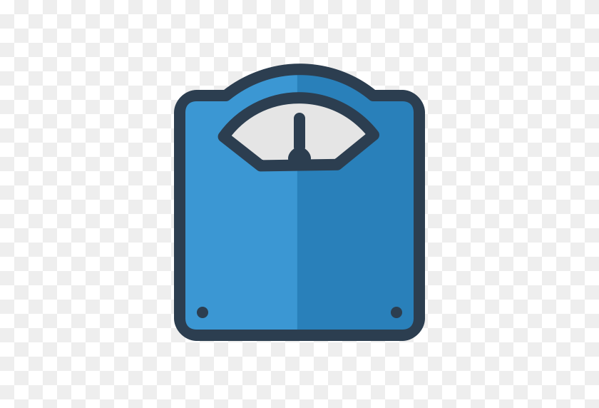 Get Fit, Lean, Lose, Weight, Weight Scales Icon - Weight PNG