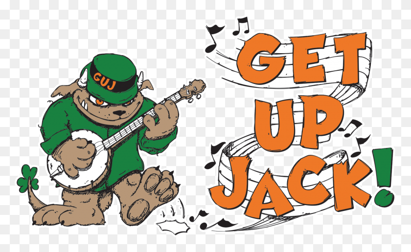 Get Up Jack - To Get Up Clipart