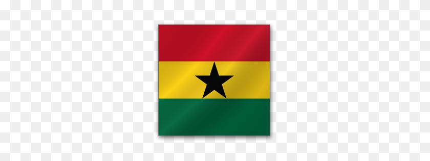 Ghana Flag Png Icon Free Download - Ghana Flag PNG