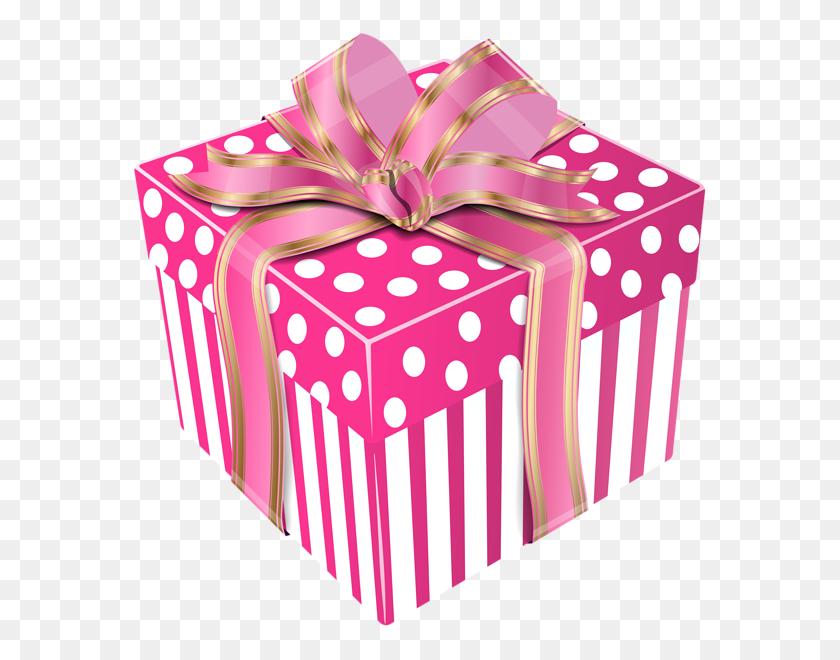 Gift Boxes Pink Gift Box - Box PNG